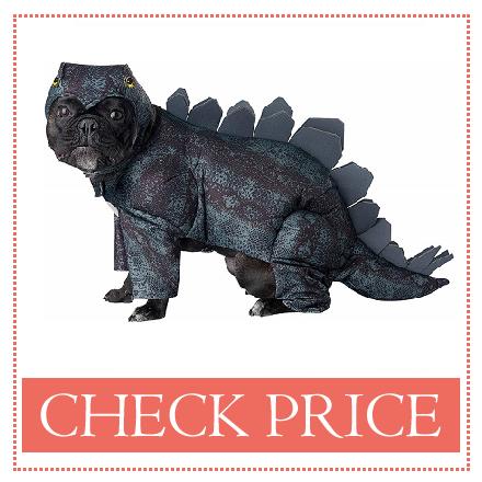 dinosaur halloween costume for dogs