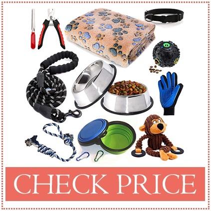 puppy starter kit for groodle goldendoodle