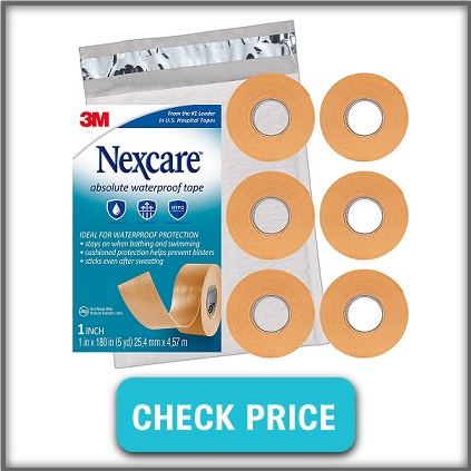 adhesive tape first aid kit