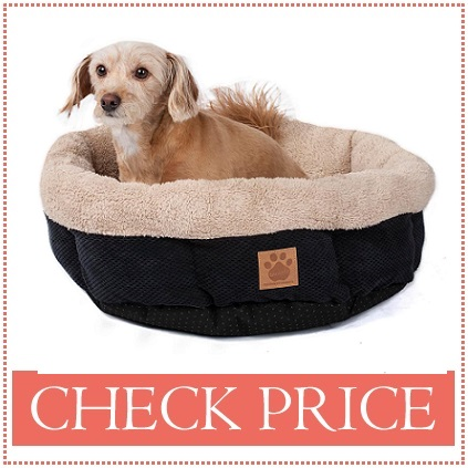 best puppy bed for bernedoodle on Amazon