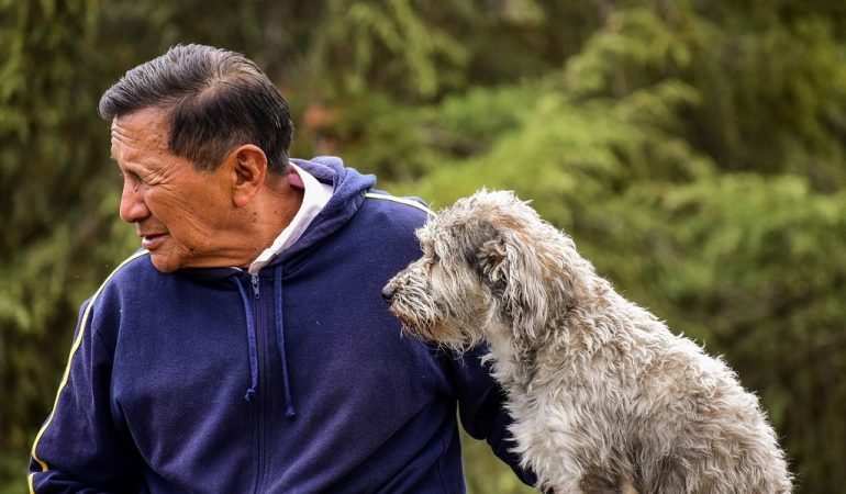 Health Benefits of Dogs for Elders